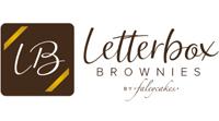Letterbox Brownies